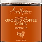 Shea Moisture Argan Oil Coffee Scrub