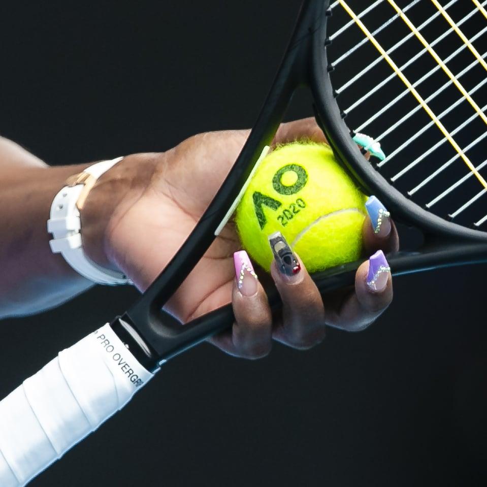All the Best Manicures From the Australian Open | POPSUGAR Beauty Australia