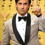 Milo Ventimiglia at the 2019 Emmys