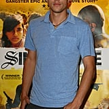 And here's Cary in Aug. 2009 at the London premiere of Sin Nombre.