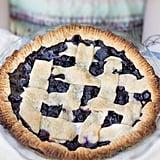 Vegan Blueberry Pie