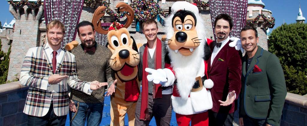 Celebrities Who Worked at Disneyland