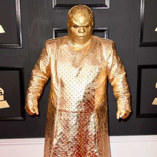 CeeLo Green's Costume at the 2017 Grammys Memes
