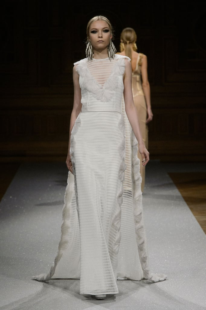 wedding dresses runway 2014 paris haute couture fashion