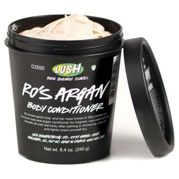 Lush Ro's Argan Body Conditioner