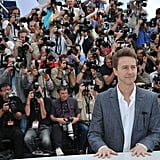 Edward Norton posed at the Moonrise Kingdom photocall at the Cannes Film Festival.