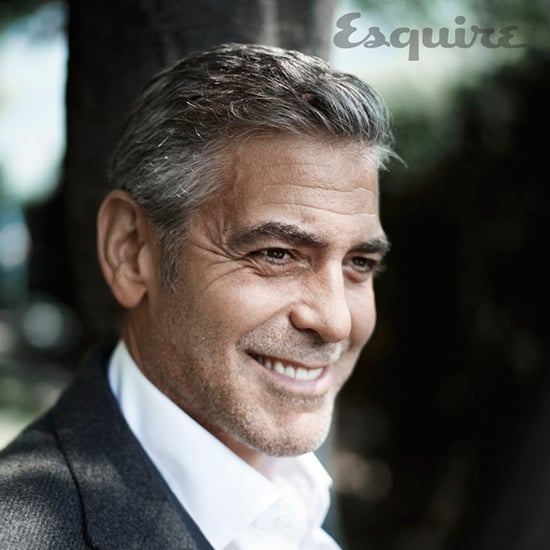 George Clooney Interview With Esquire Dec. 2013