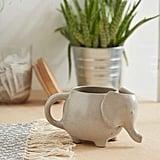 Urban Outfitters Elephant Tea Mug