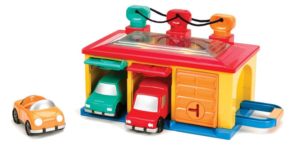 For 1-Year-Olds: Toysmith Battat Lock and Key Garage