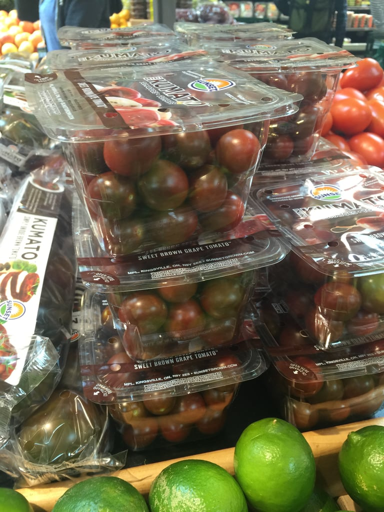 Best Whole Foods Product: Kumato Cherry Tomatoes ($5)