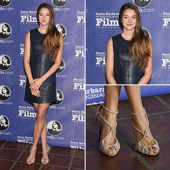 Shailene Woodley Wearing Phillip Lim