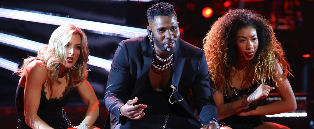 "Jason Derulo, Farruko Perform ""Mamacita"" at Latin AMAs 2019"