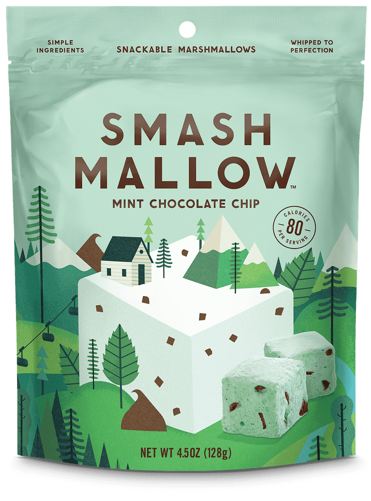 SmashMallow Mint Chocolate Chip