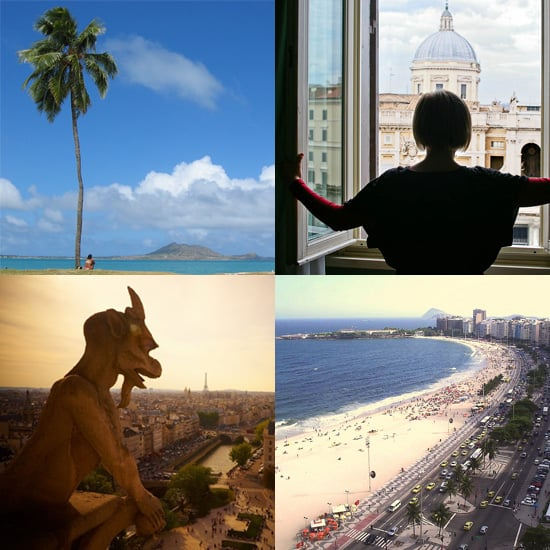 Places to Travel Alone