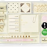 Kate Spade New York Women's Office Supplies Tackle Box