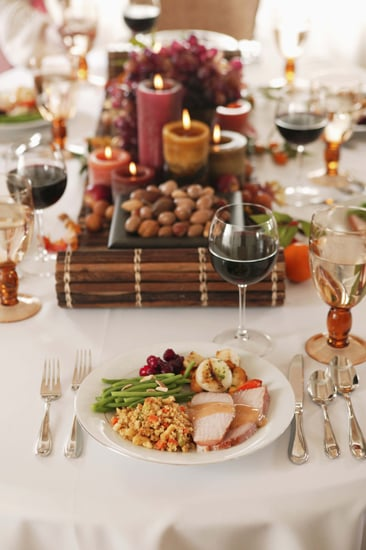 Special Linens and Table Decor