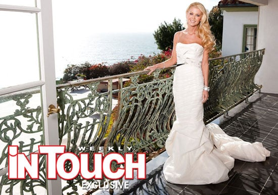 Tara Reid Wedding Dress Photos 2010-03-24 12:00:00