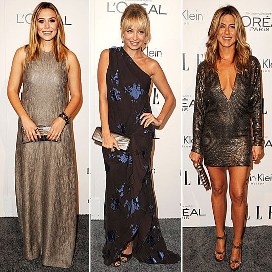 Elle's Women in Hollywood Best Dressed