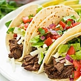 Chipotle-Style Slow-Cooker Barbacoa Beef Tacos