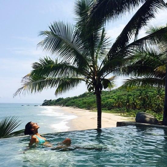 Celebrity Summer Instagram Pictures
