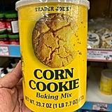 Trader Joe's Corn Cookie Baking Mix