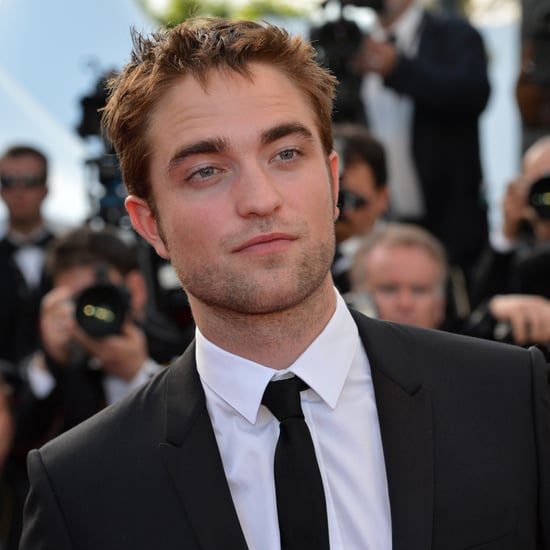 Robert Pattinson On the Road Cannes Premiere Pictures