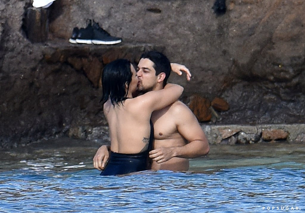 when did demi and wilmer start dating