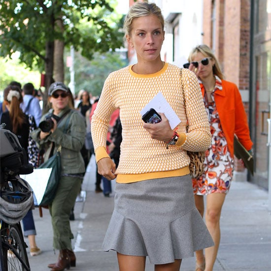 Street Style Inspiration: The Best Dressed Fashion Editors