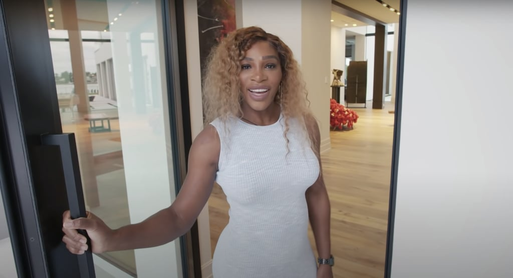 See Standout Moments From Serena Williams's Home Tour Video