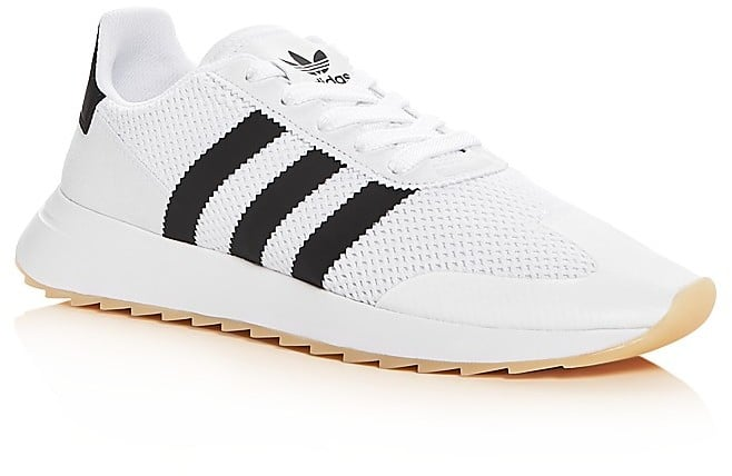 Adidas Knit Lace Up Sneakers