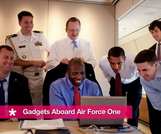 Gadgets Aboard Air Force One