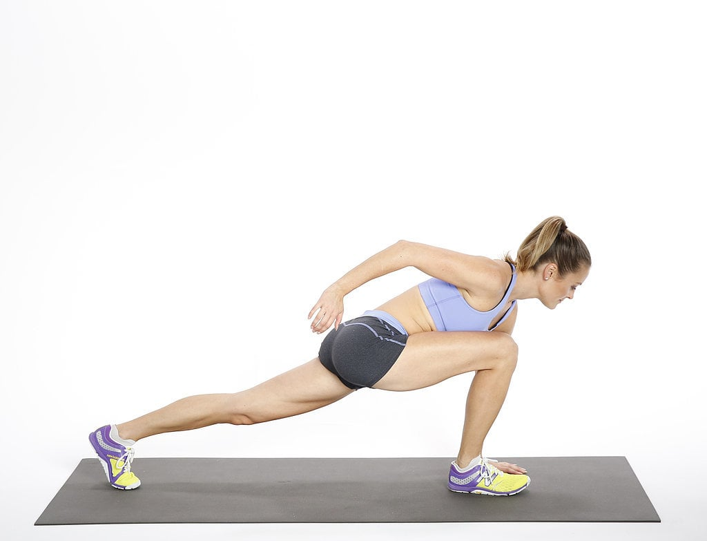 Deep-Lunge Touch