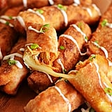 Buffalo Chicken Mozzarella Logs