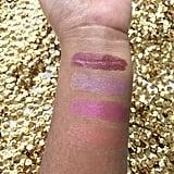 Starlit Hyper-Glitz Lipstick Swatches