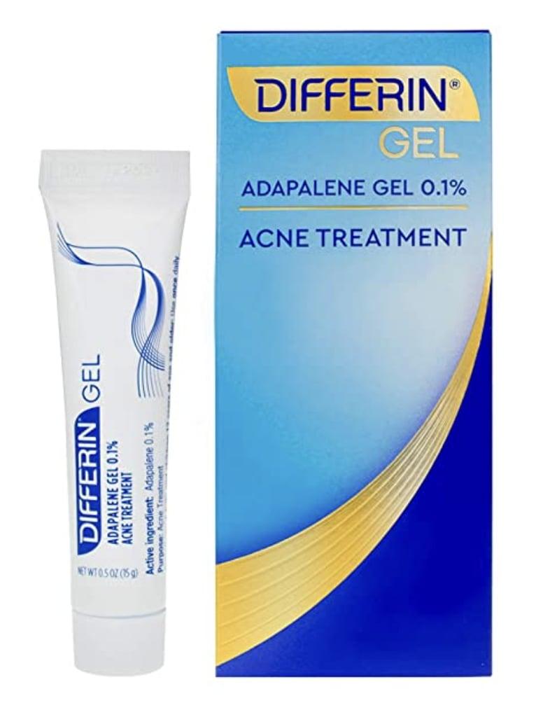 Differin Gel Adapalene Acne Treatment