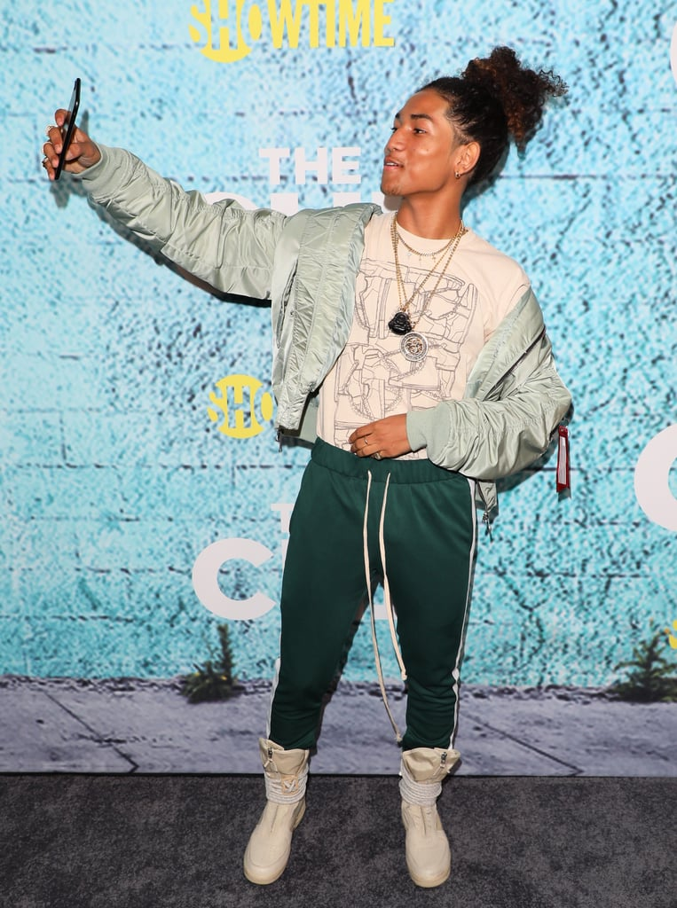 Who Plays Latrelle in On My Block?   POPSUGAR Entertainment