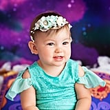 Babies Dressed as Disney Princesses For Cake Smash Photos