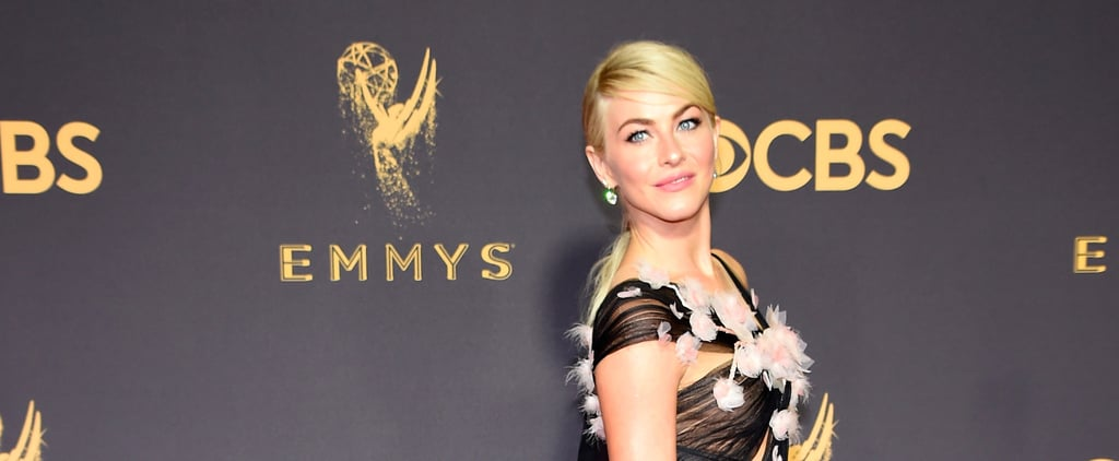 Julianne Hough Hair and Makeup at the Emmys 2017