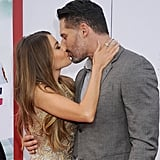 Sofia Vergara and Joe Manganiello PDA Photos