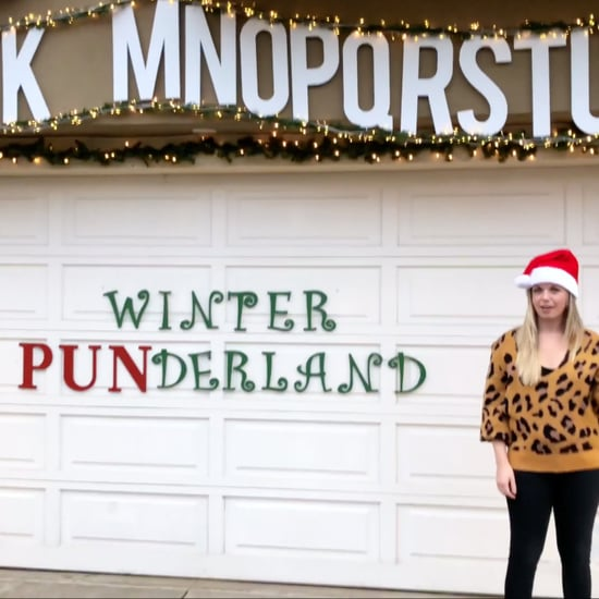 Couple's Winter Punderland Christmas Decorations