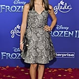 Mattea Conforti at the Frozen 2 Premiere in Los Angeles