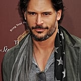 Joe Manganiello at the John Varvatos Stuart House benefit.