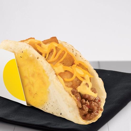 Taco Bell New Menu Items Spring 2017