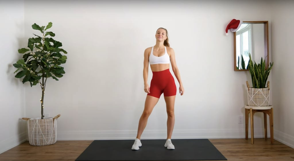 Holiday Workout Videos on YouTube
