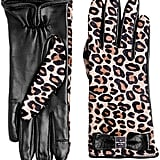 Kate Spade Cheetah-Print Gloves