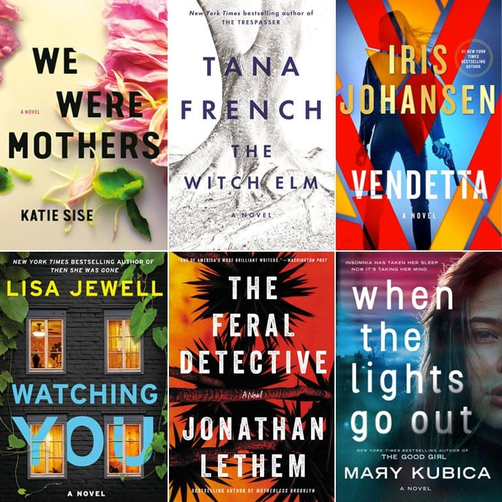Best Mysteries and Thrillers to Read in Fall 2018