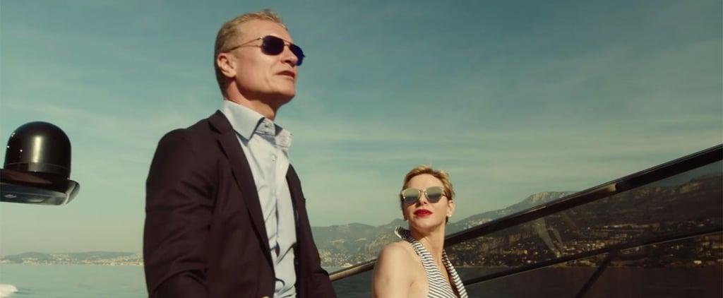 Princess Charlene of Monaco Video About the Grand Prix
