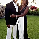 Viola Davis and Julius Tennon Pictures