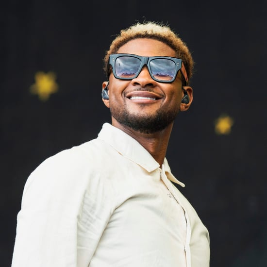 Was Usher at the One Love Manchester Concert?