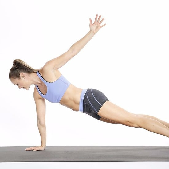 Plank With Arm Circle
